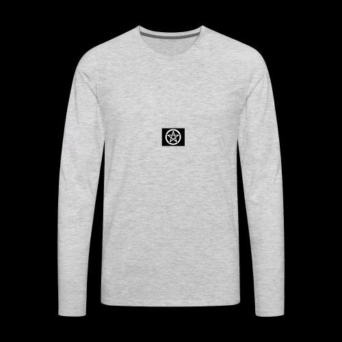 Pagen pride - Men's Premium Long Sleeve T-Shirt