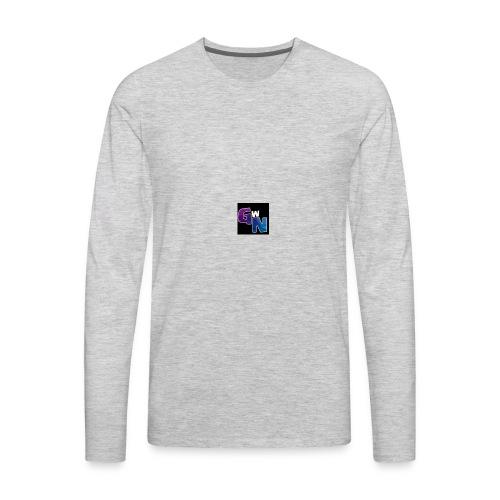gamingwithnic - Men's Premium Long Sleeve T-Shirt