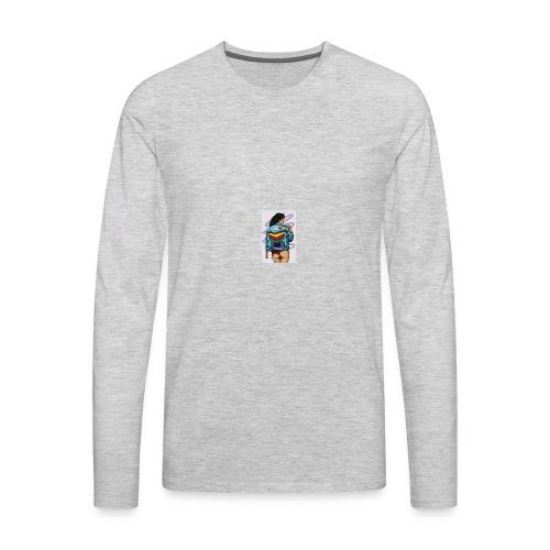Indi babe - Men's Premium Long Sleeve T-Shirt