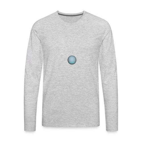 Uranus is nice - Men's Premium Long Sleeve T-Shirt