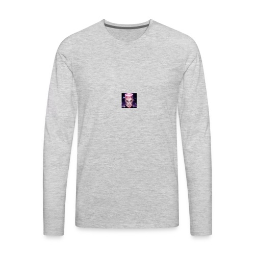 lil peep - Men's Premium Long Sleeve T-Shirt