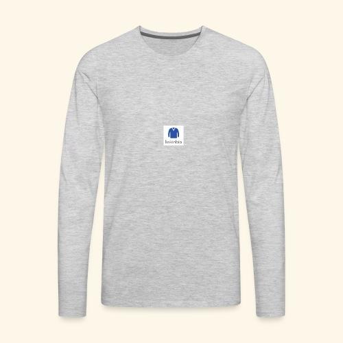 LinkInBio - Men's Premium Long Sleeve T-Shirt