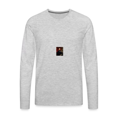 WIlliam Rufus King - Men's Premium Long Sleeve T-Shirt