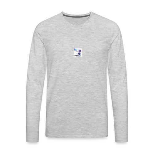 Spyro T-Shirt - Men's Premium Long Sleeve T-Shirt