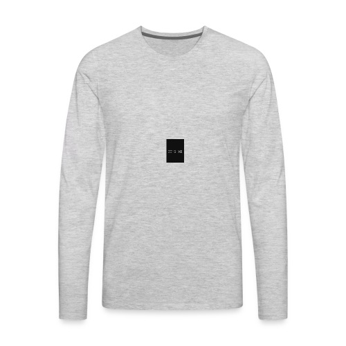 We Like It - Men's Premium Long Sleeve T-Shirt