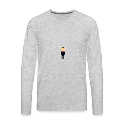 circlehead - Men's Premium Long Sleeve T-Shirt