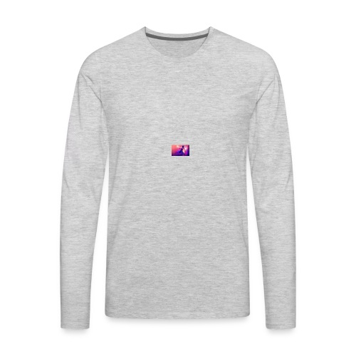 my first shirt - Men's Premium Long Sleeve T-Shirt
