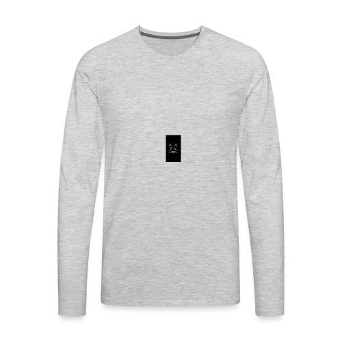 Meow wow - Men's Premium Long Sleeve T-Shirt
