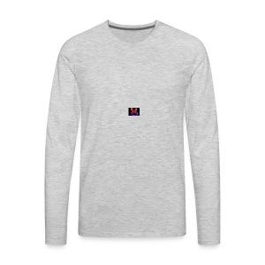 ZiairPlays Kids hoodie - Men's Premium Long Sleeve T-Shirt
