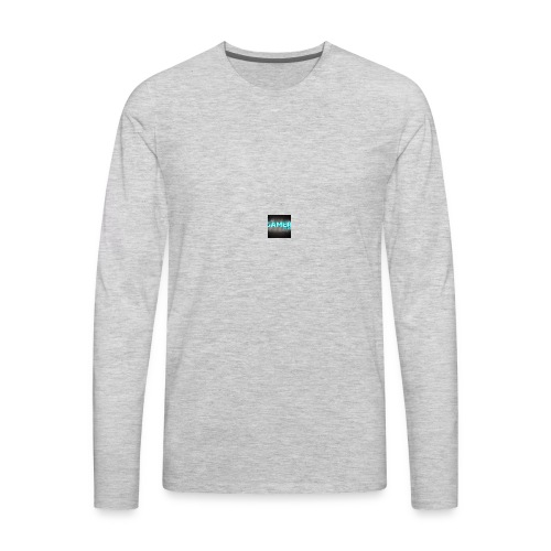 GAMER FOR LIFE - Men's Premium Long Sleeve T-Shirt