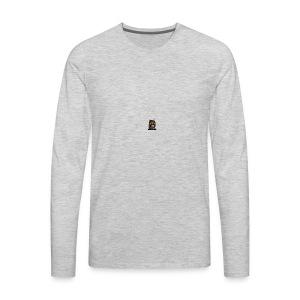 chocolatechippunch - Men's Premium Long Sleeve T-Shirt