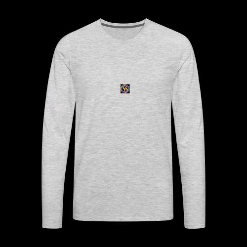 SSGAMES LOGO - Men's Premium Long Sleeve T-Shirt