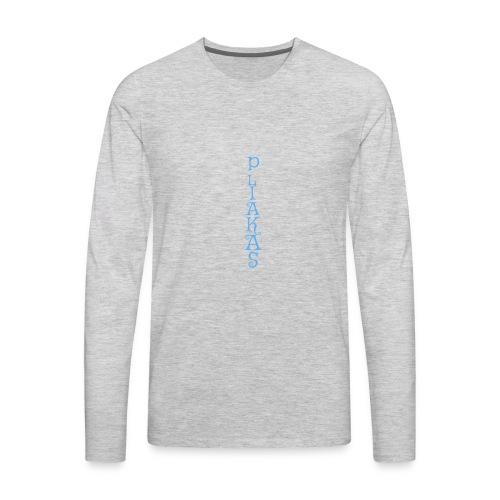 verticale - Men's Premium Long Sleeve T-Shirt