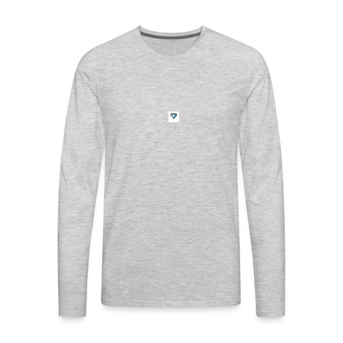youngdiamond - Men's Premium Long Sleeve T-Shirt