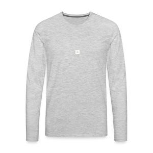 samsung case Gamer Dude - Men's Premium Long Sleeve T-Shirt