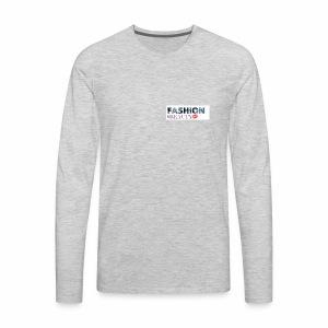 Fashion and Beauty - Men's Premium Long Sleeve T-Shirt