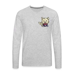 Gizmo the Chihuahua - Men's Premium Long Sleeve T-Shirt