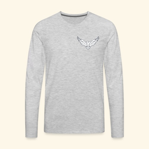 eagle - Men's Premium Long Sleeve T-Shirt