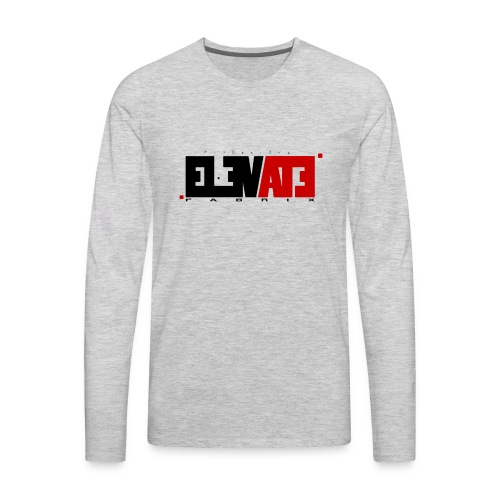 ELEVATE - Men's Premium Long Sleeve T-Shirt
