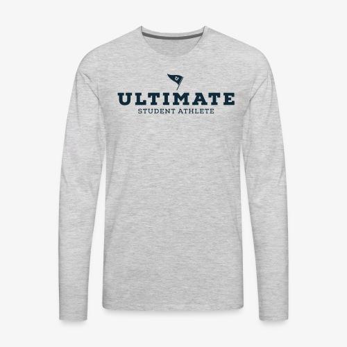 Student Athlete - Men's Premium Long Sleeve T-Shirt
