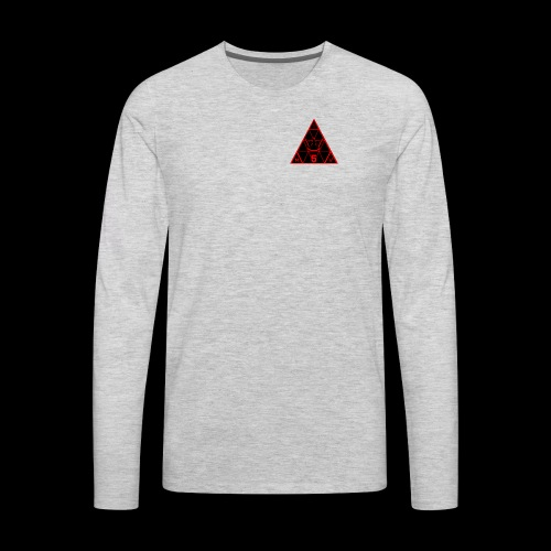 Sector 5 Insignia - Men's Premium Long Sleeve T-Shirt