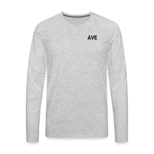 Ave/ItsTCK Merch - Men's Premium Long Sleeve T-Shirt