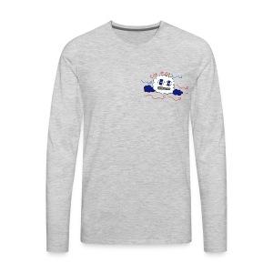 Let it go cloud - Men's Premium Long Sleeve T-Shirt