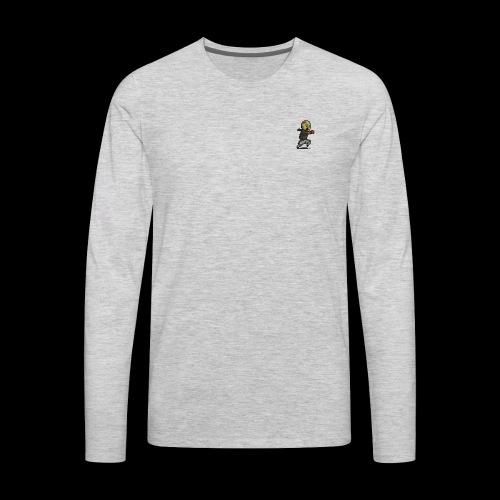 HOTH ZOMBIE - Men's Premium Long Sleeve T-Shirt