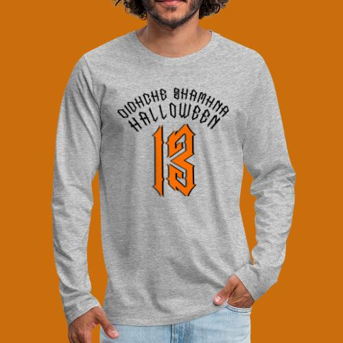 Gaelic Halloween 13 - Men's Premium Long Sleeve T-Shirt