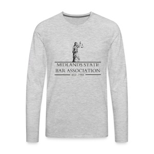 Midlands State Bar Association - Men's Premium Long Sleeve T-Shirt