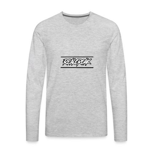 2nd - Men's Premium Long Sleeve T-Shirt