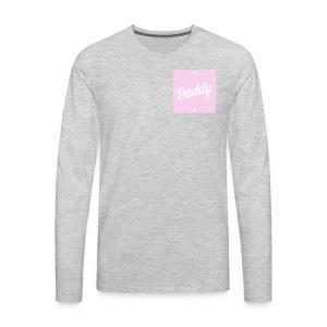 daddy - Men's Premium Long Sleeve T-Shirt