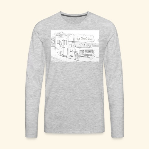 Our ClassC Ride - Men's Premium Long Sleeve T-Shirt
