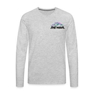 BLACK - Men's Premium Long Sleeve T-Shirt