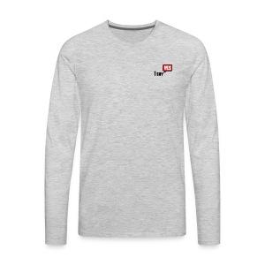 i say yes - Men's Premium Long Sleeve T-Shirt