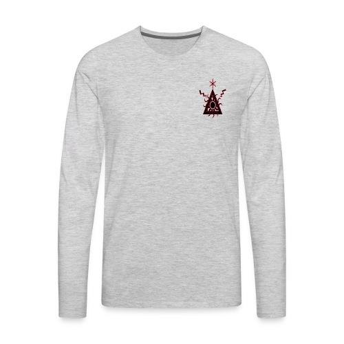 gg - Men's Premium Long Sleeve T-Shirt
