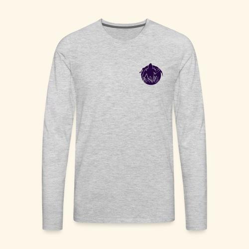Skunkape - Men's Premium Long Sleeve T-Shirt