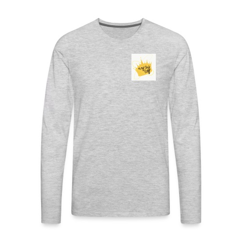 Rashonn Hall - Men's Premium Long Sleeve T-Shirt