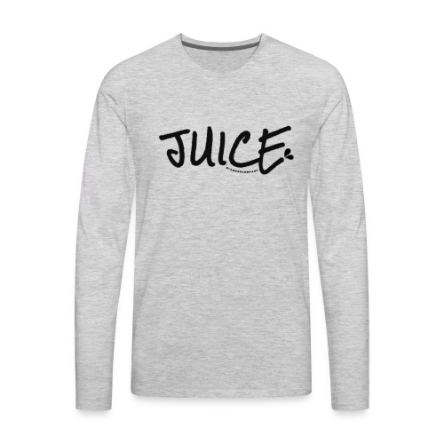 Black Juice - Men's Premium Long Sleeve T-Shirt
