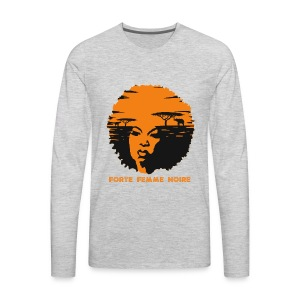Forte Femme Noire - Men's Premium Long Sleeve T-Shirt