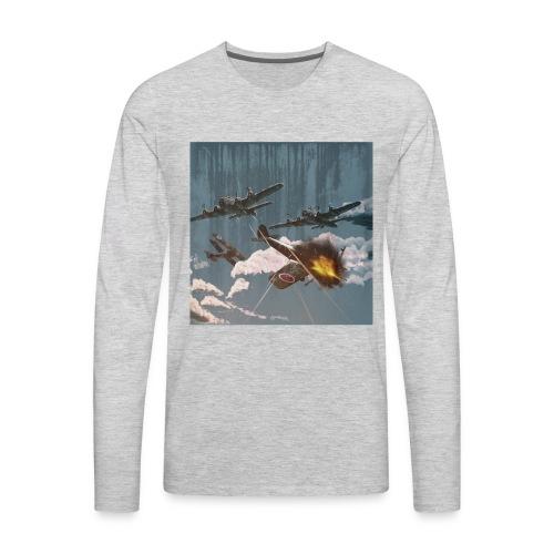 DOGFIGHT - Men's Premium Long Sleeve T-Shirt