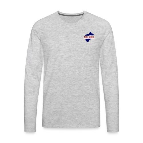 DollarSign Hashtag - Men's Premium Long Sleeve T-Shirt