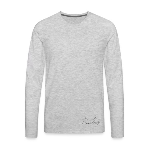 Sarah Hambly - Men's Premium Long Sleeve T-Shirt