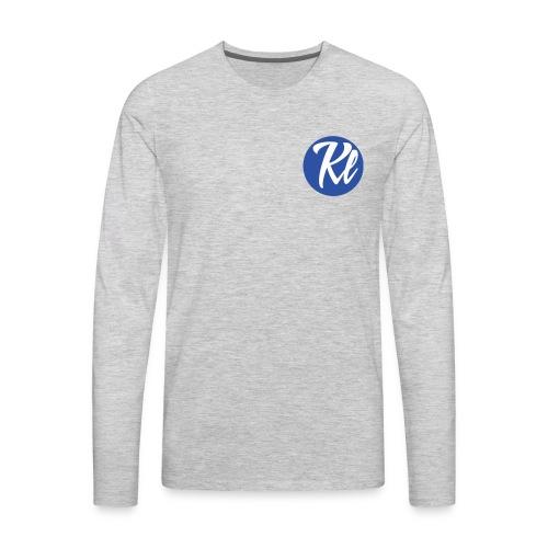 Kallum Lock - Men's Premium Long Sleeve T-Shirt