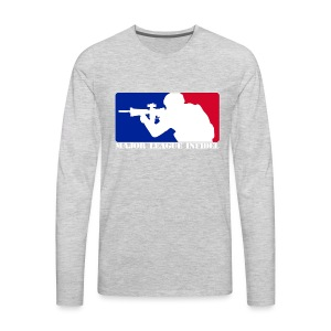MAJOR INFIDEL - Men's Premium Long Sleeve T-Shirt