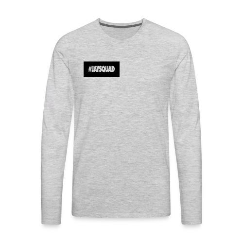 #JAYSQUAD - Men's Premium Long Sleeve T-Shirt