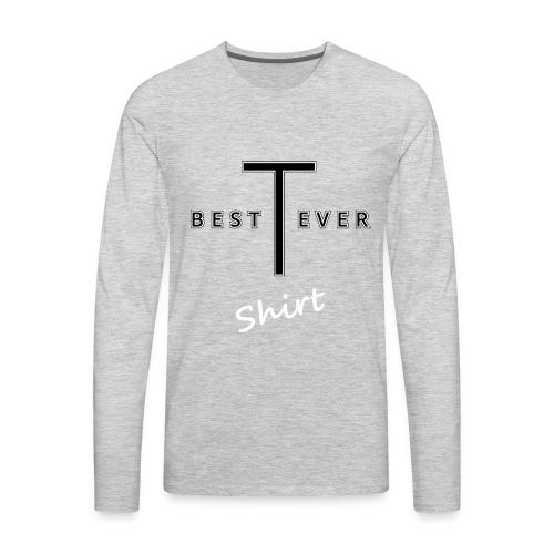 13715600 d - Men's Premium Long Sleeve T-Shirt
