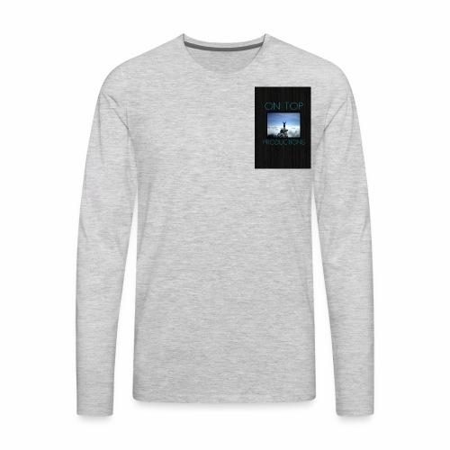 ot logo - Men's Premium Long Sleeve T-Shirt