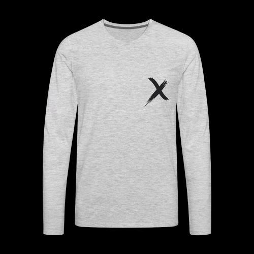 XaviVlogs - Men's Premium Long Sleeve T-Shirt