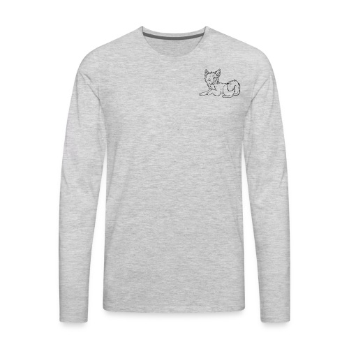The Wolf Squad - Men's Premium Long Sleeve T-Shirt